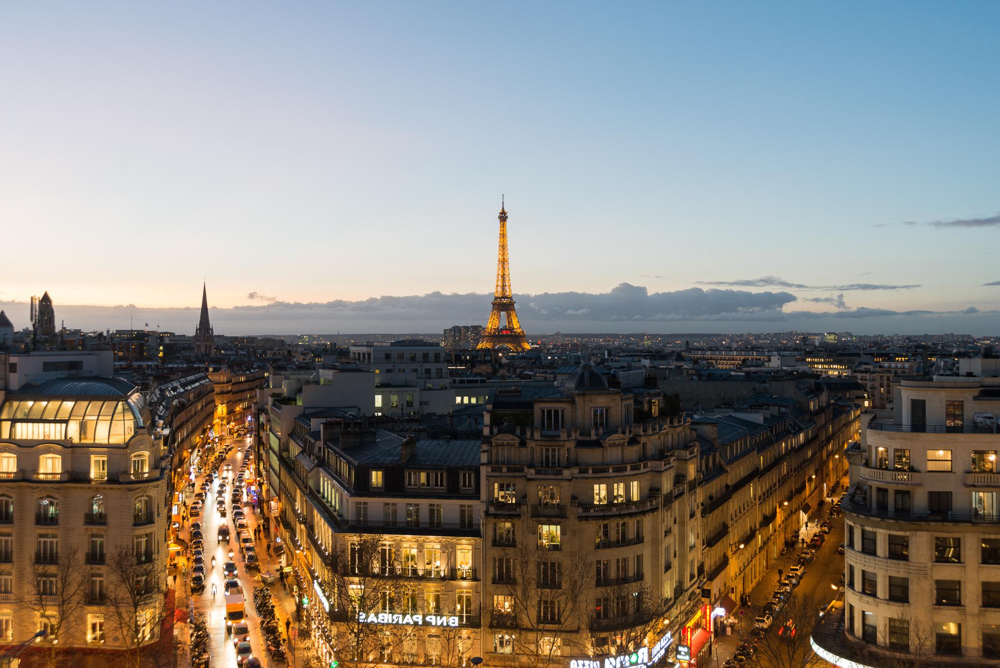 LOCATION ROOFTOP PARIS