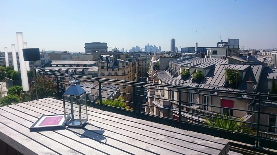 Netflix by Publicis Event / Rooftop Paris 8