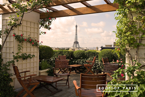 terrasse paris 16 me location privatisation rooftop. Black Bedroom Furniture Sets. Home Design Ideas