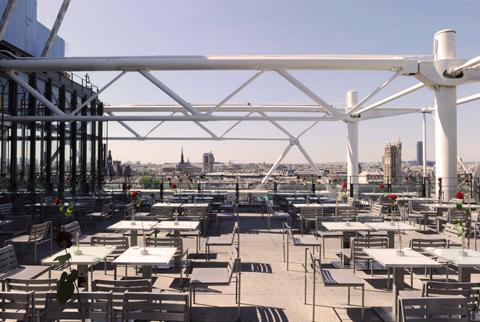 Le Georges - centre pompidou