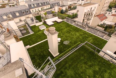 Rooftop terrasse paris 6