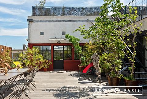 Location d'un loft d'artiste à Montreuil