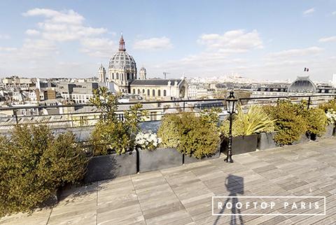 Rooftop Saint Augustin Paris