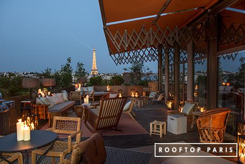 Privatisez une terrasse à Paris 16ème